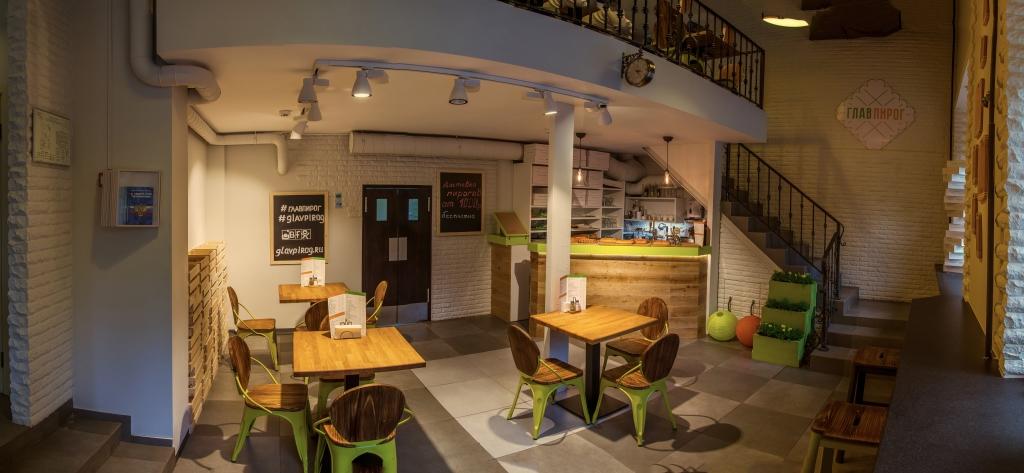 Ресторан Главпирог - фотография 7 - К