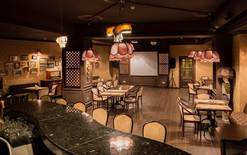 Ресторан Водолей - фотография 1