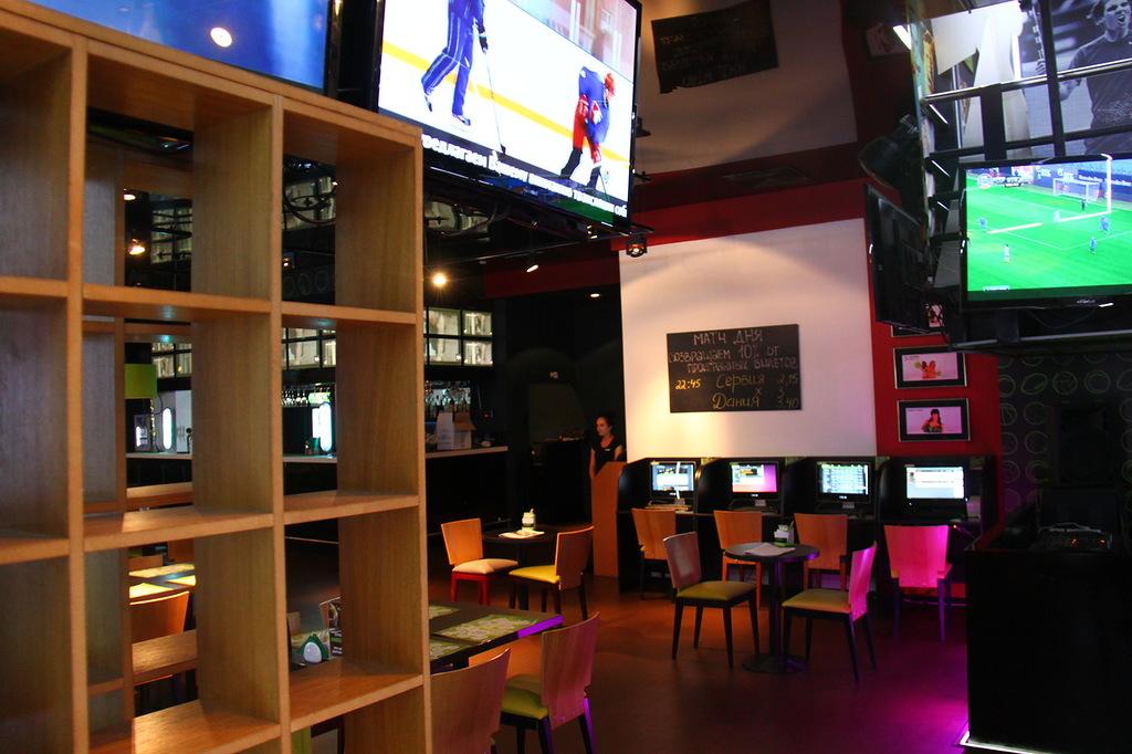 Ресторан City Café - фотография 9