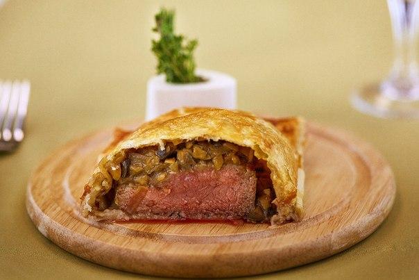 Ресторан Брецель - фотография 10 - Веллингтон
