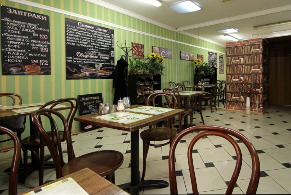 Ресторан Кофейня-пекарня - фотография 2