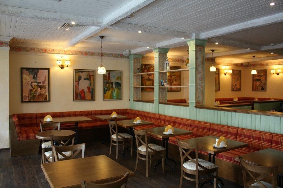 Ресторан Подсолнухи - фотография 4