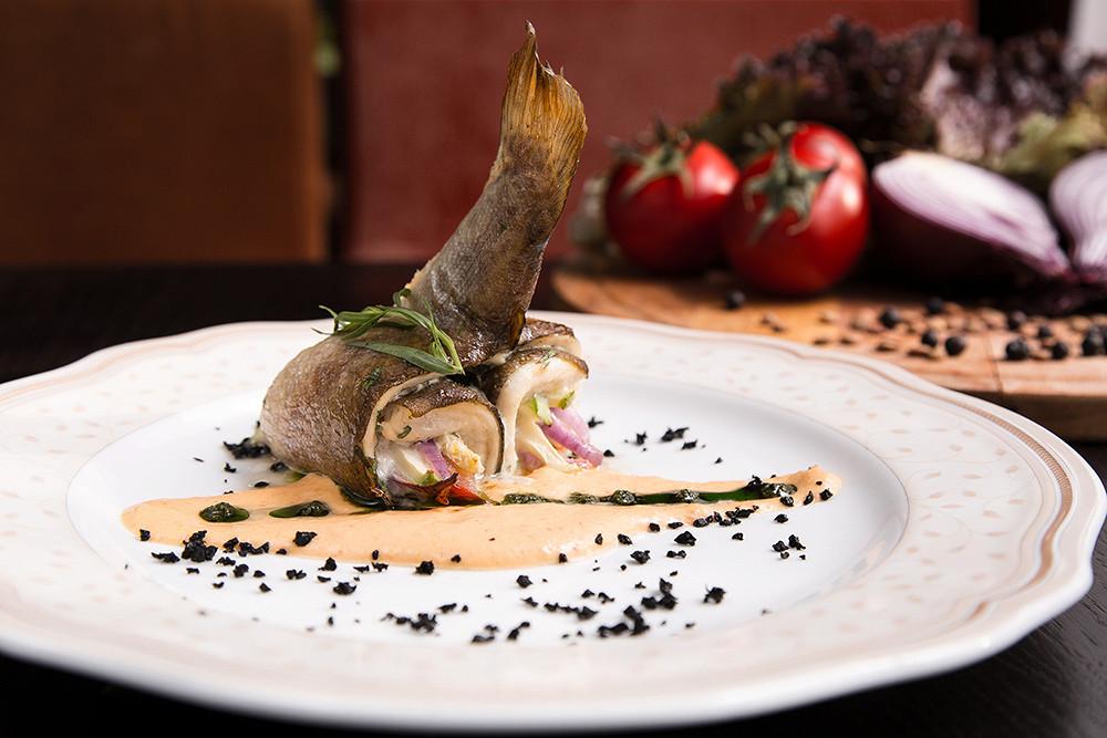 Ресторан Урожай - фотография 6