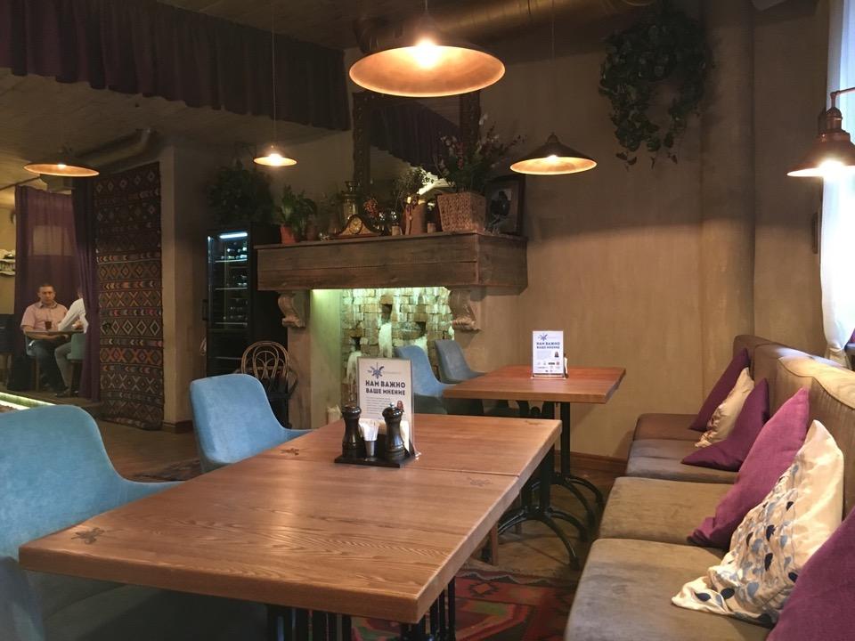 Ресторан Бадриджани - фотография 11