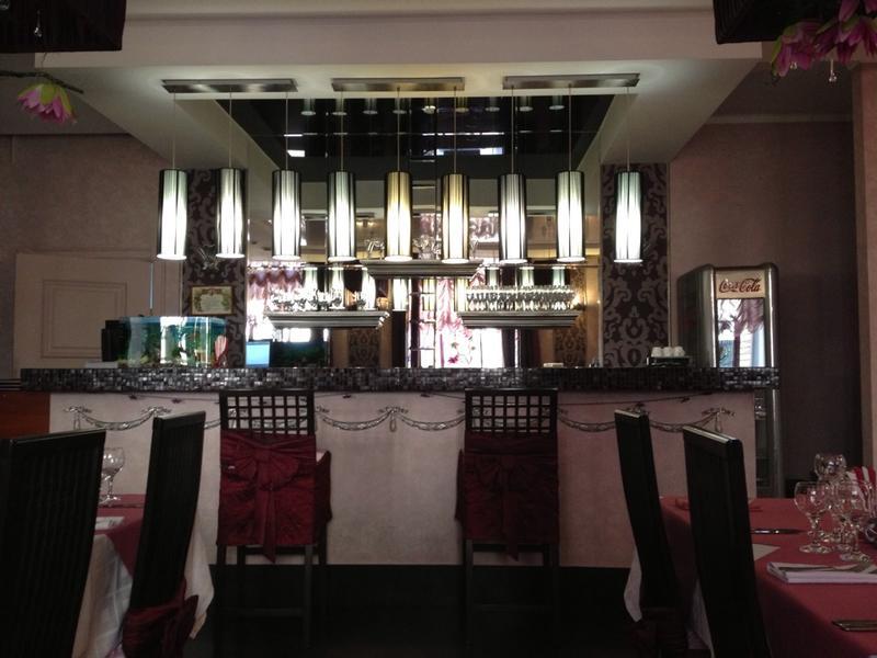 Ресторан Fleur de lys - фотография 1