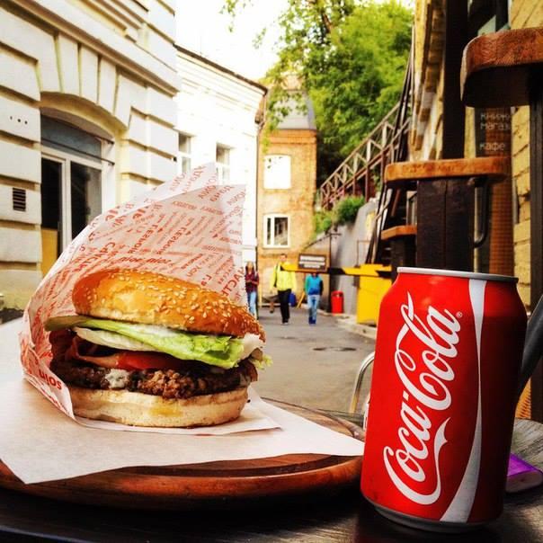 Ресторан Burger First - фотография 6