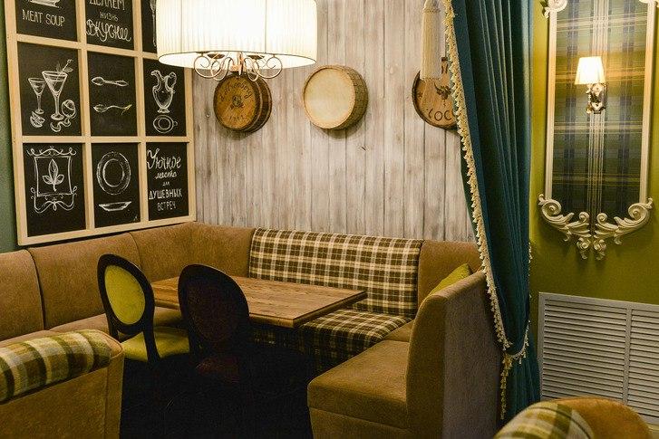 Ресторан Щавель - фотография 9