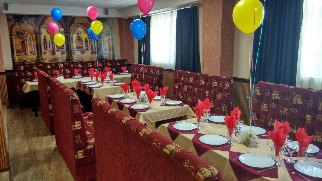 Ресторан Золотой лев - фотография 2