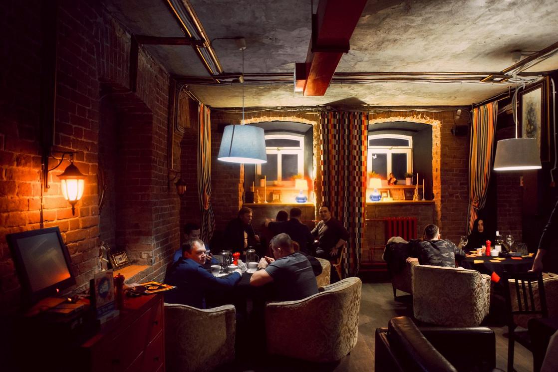 Ресторан Balagan - фотография 2