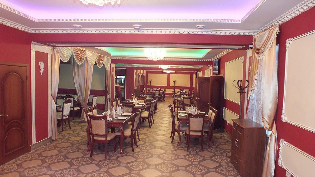 Ресторан Банкетный зал гостиницы «Гоара» - фотография 3