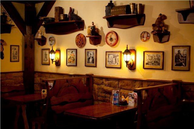 Ресторан Бочка - фотография 12