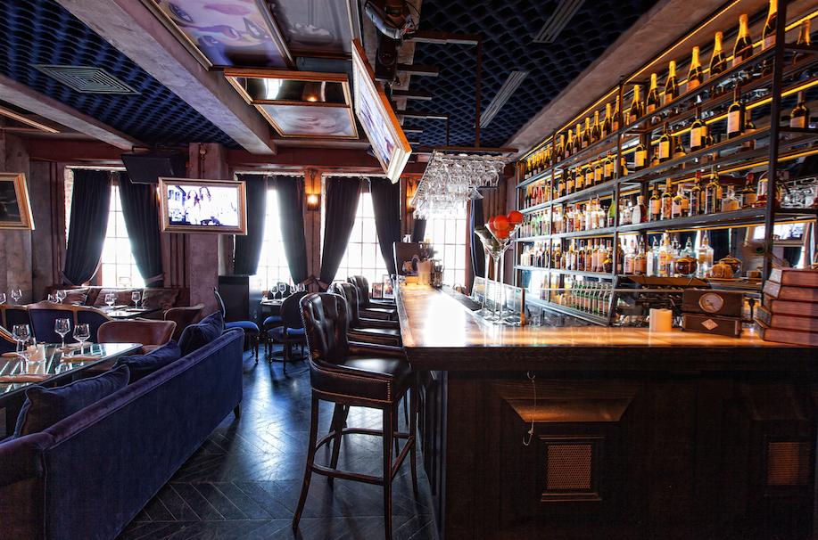 Ресторан Кадриль - фотография 11