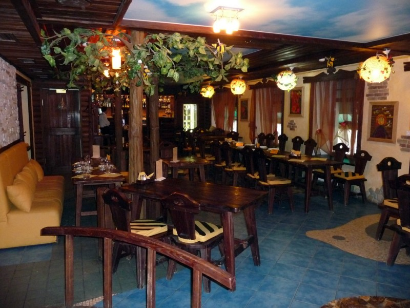 Ресторан Жу-жу - фотография 2