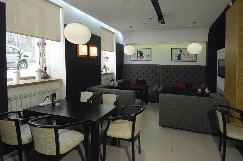 Ресторан Gusto - фотография 1