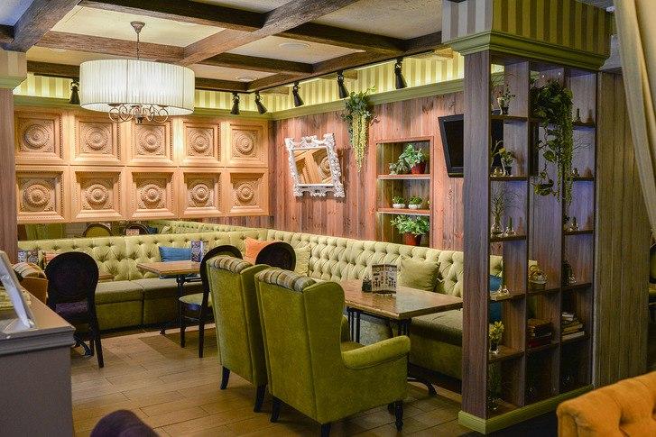 Ресторан Щавель - фотография 11