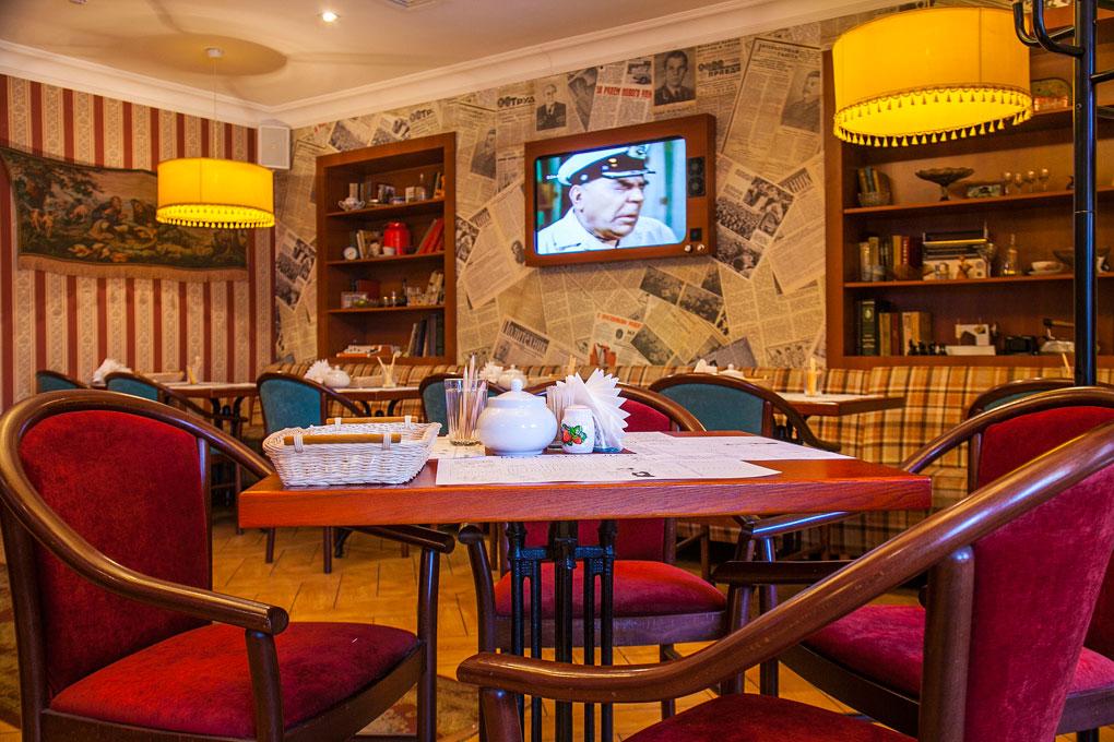 Ресторан Вареничная №1 - фотография 4