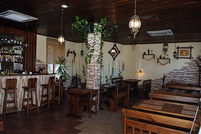 Ресторан Застава - фотография 3