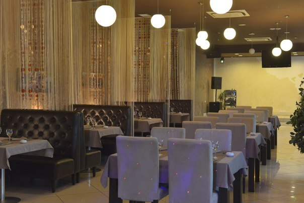 Ресторан Соленый & Зефир - фотография 1