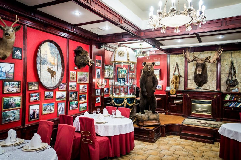 Ресторан Охотничий клуб - фотография 1