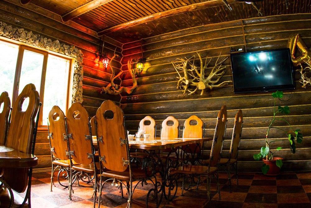 Ресторан Горные забавы - фотография 2
