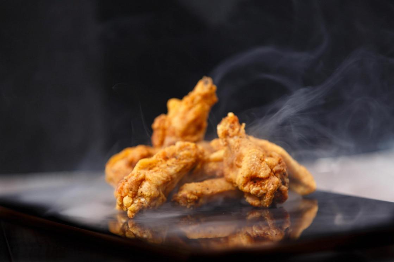 Ресторан Smoking Don - фотография 12 - Куриные крылья/Chicken wings