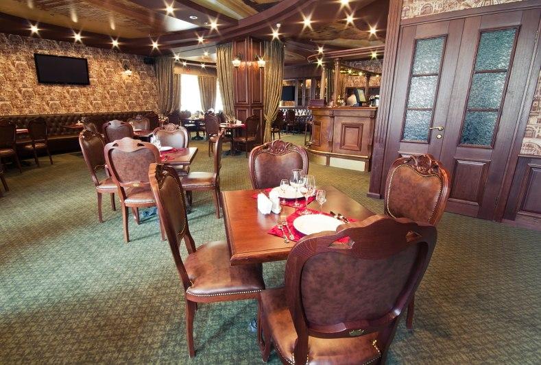 Ресторан Петербург - фотография 11