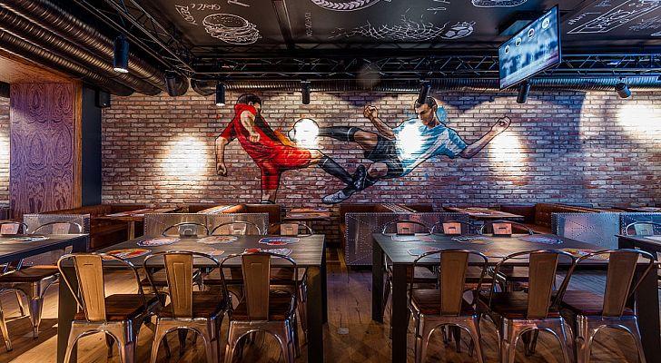 Ресторан Street Food Bar №1 - фотография 26