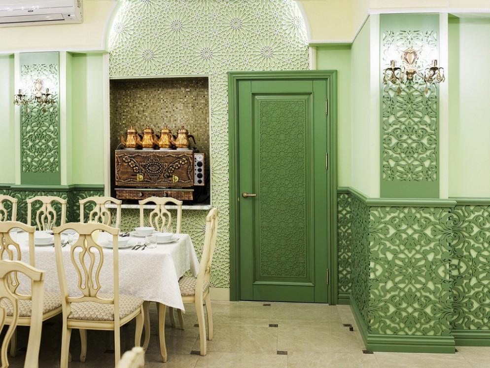 """Ресторан Идель - фотография 1 - Татарский ресторан """"Идель"""""""
