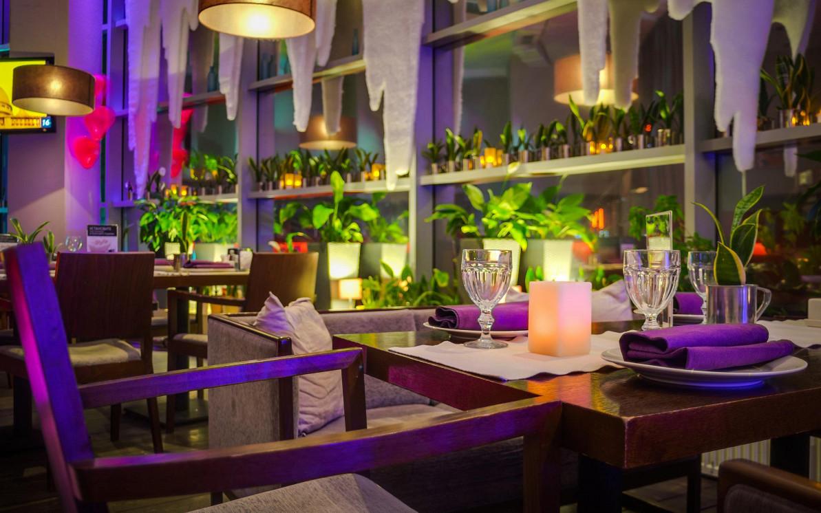 Ресторан Крыша-бар - фотография 4