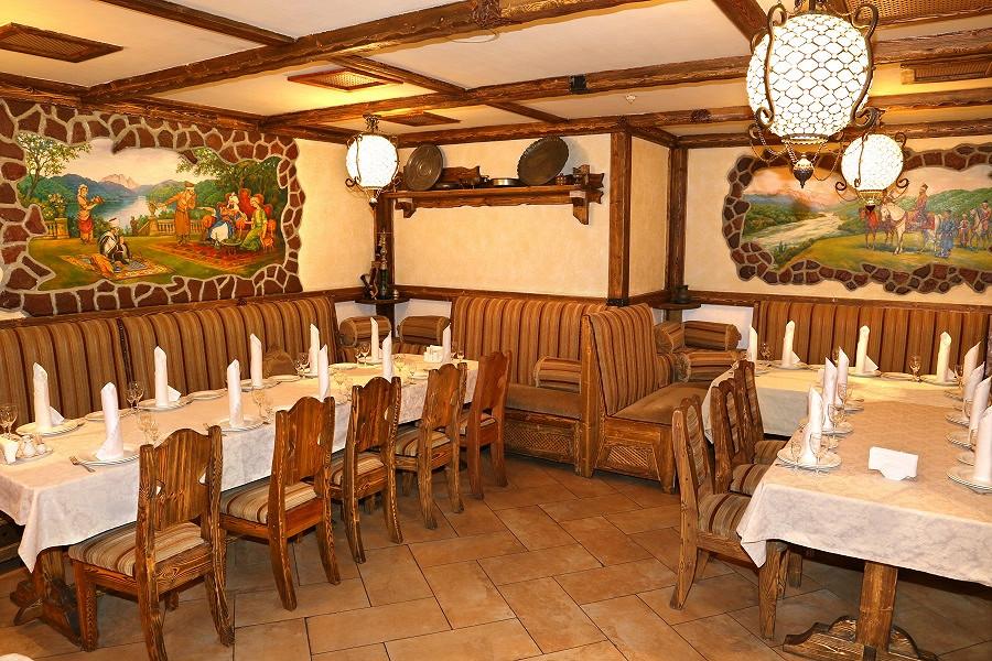 Ресторан Шахин-шах - фотография 3 - Кальяная