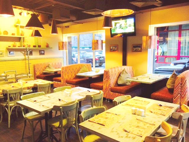 Ресторан Айдабаран - фотография 1