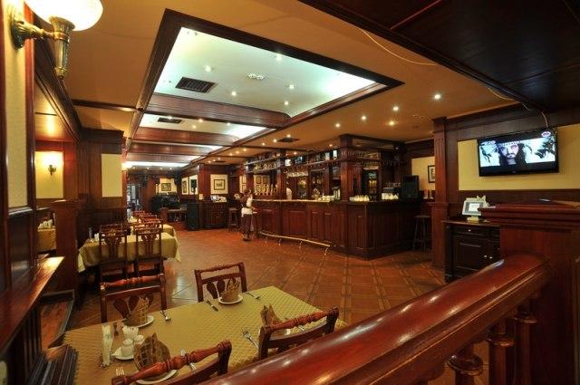 Ресторан Альбион - фотография 8