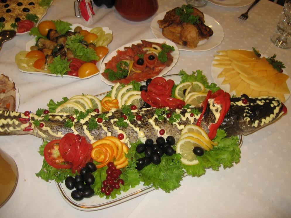 Ресторан Визит - фотография 21