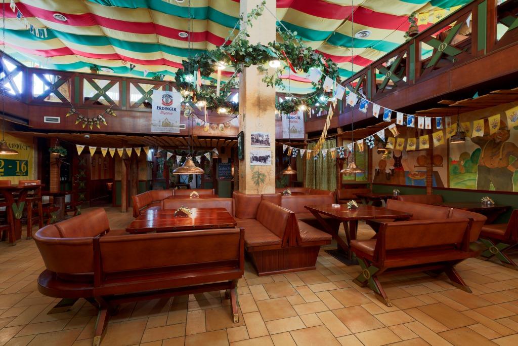 Ресторан Хмельная - фотография 3