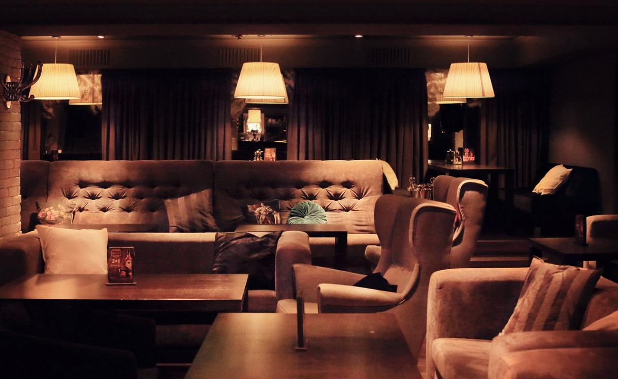 Ресторан Lounge Hall - фотография 2