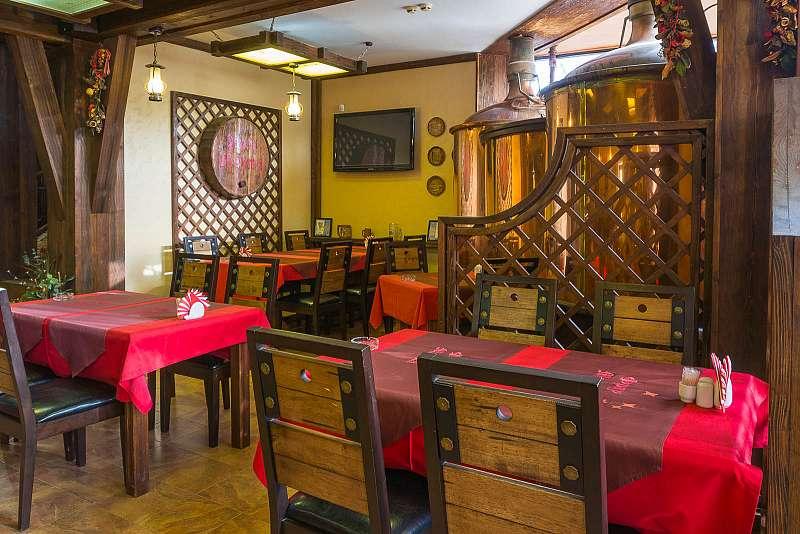 Ресторан Фрау Марта - фотография 23