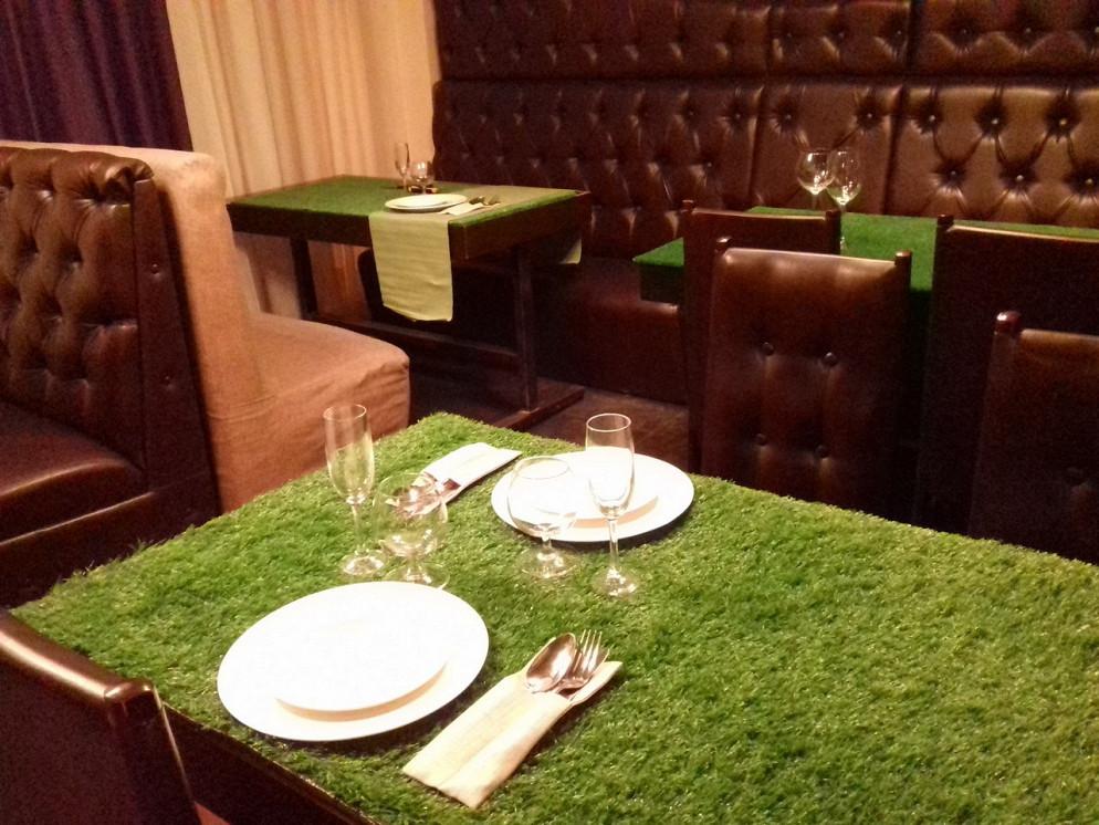 Ресторан Oblaka Lil Lounge - фотография 5