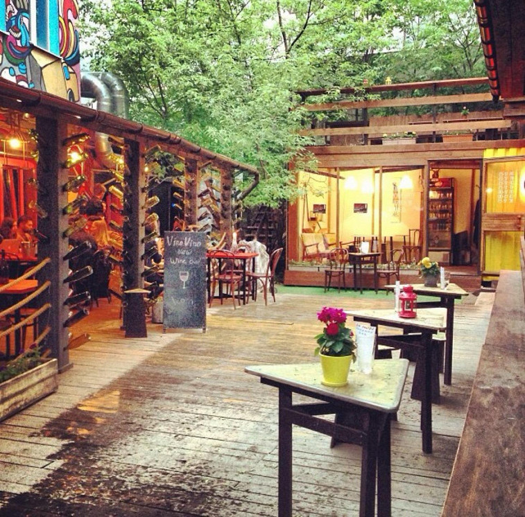 Ресторан Vinovino - фотография 7