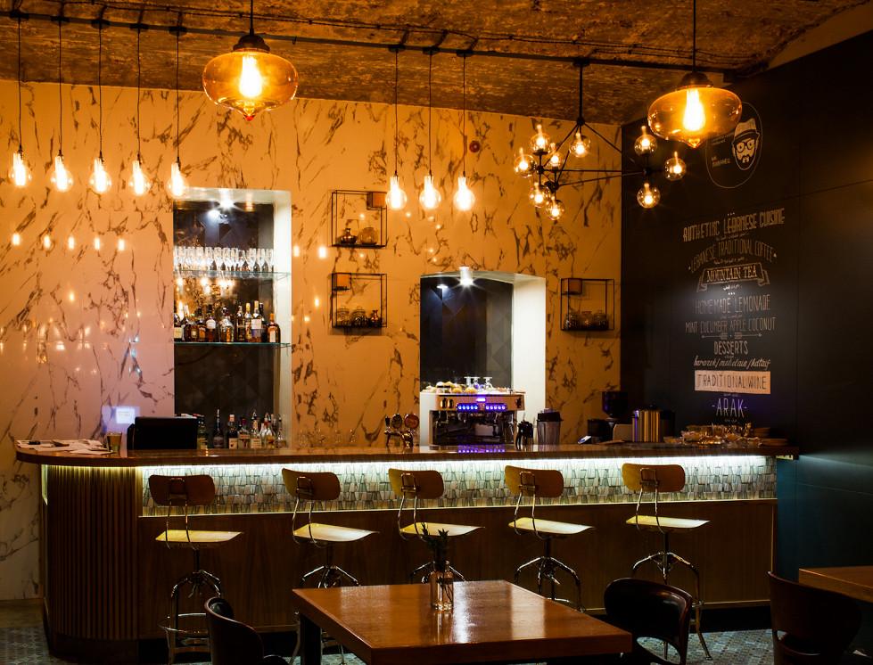 Ресторан Mr. Ливанец - фотография 4