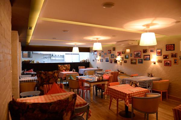 Ресторан Mama Donna - фотография 13