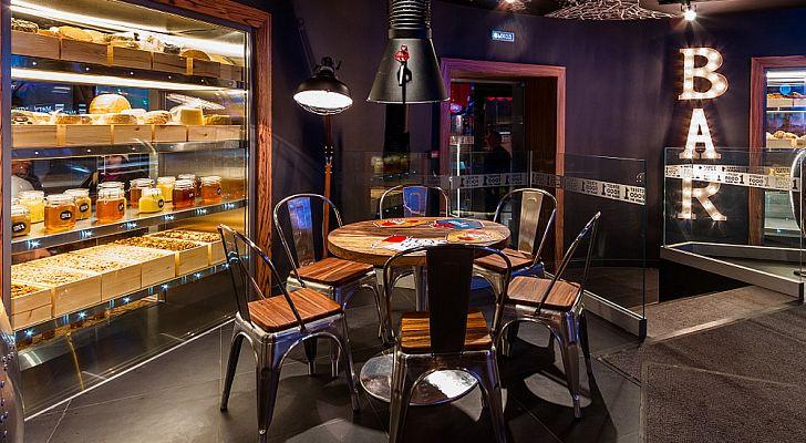 Ресторан Street Food Bar №1 - фотография 21