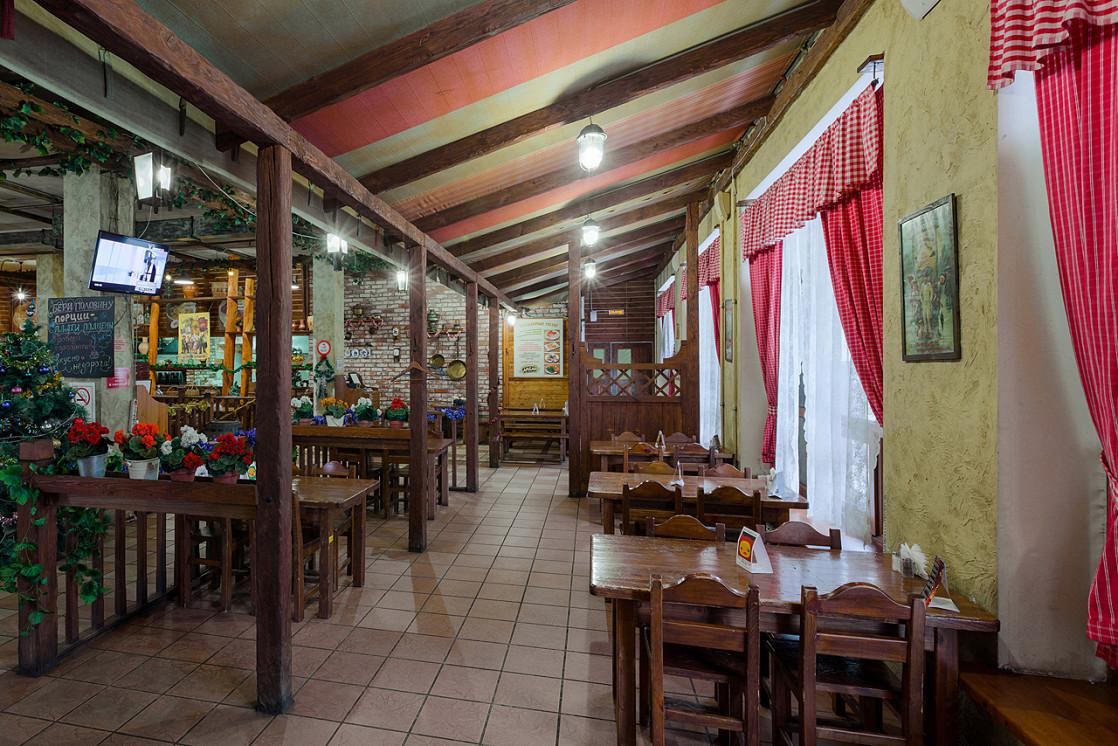 Ресторан Старый амбар - фотография 2
