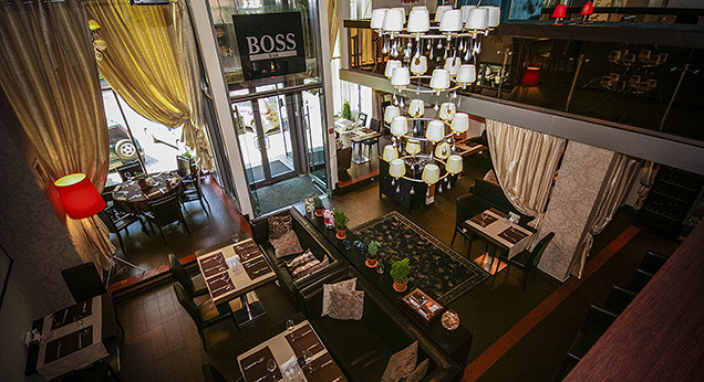 Ресторан Boss Bar - фотография 5