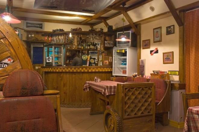 Ресторан Пит-Stop - фотография 2