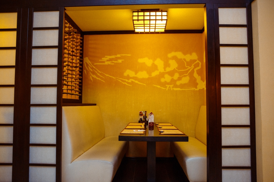 Ресторан Оки-токи - фотография 6