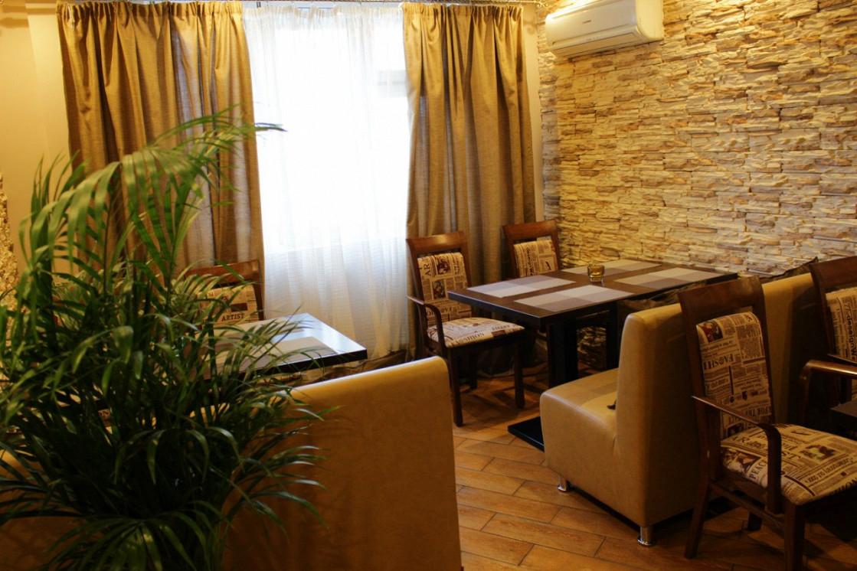 Ресторан Бешбармак - фотография 3 - Наш Малый зал