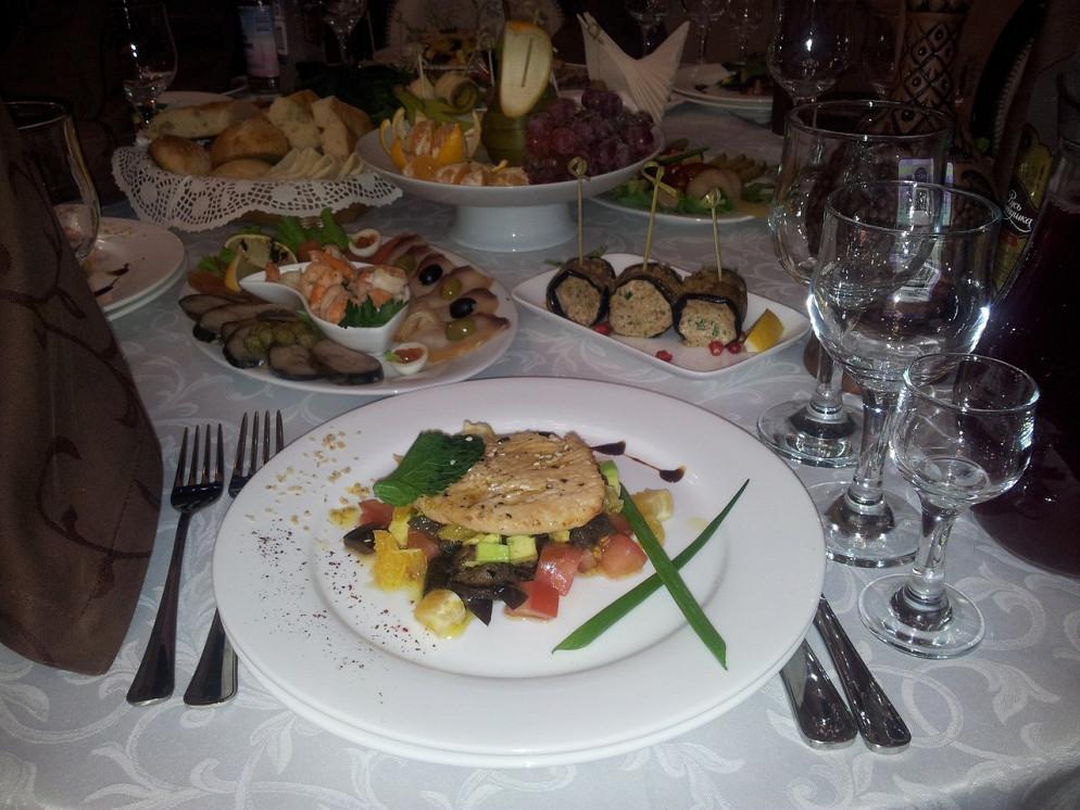 Ресторан Бакинский двор - фотография 16