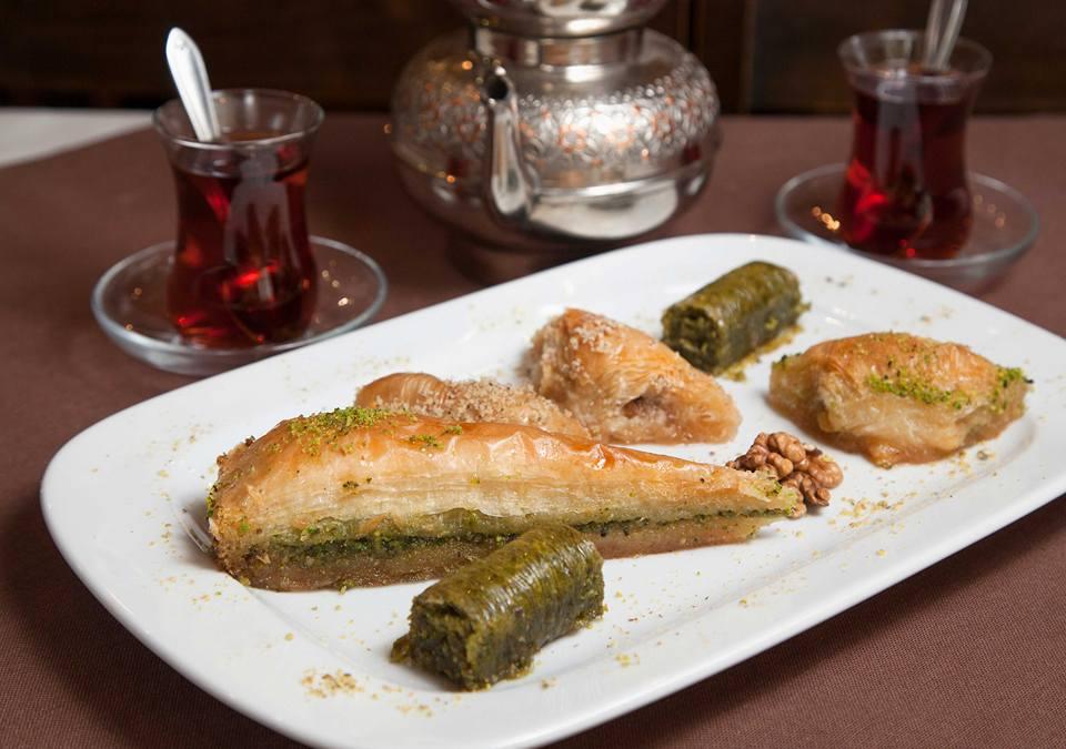 Ресторан Sofra - фотография 10