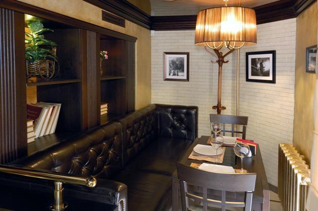 Ресторан Blanche de Bruxelles - фотография 2
