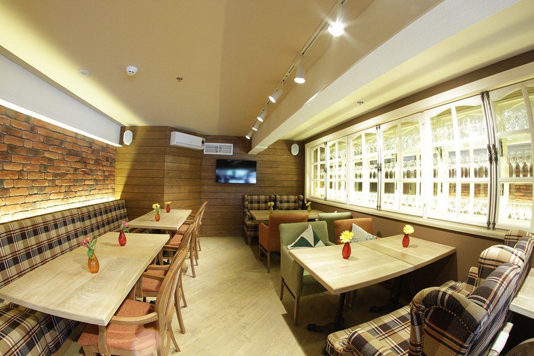 Ресторан Хорошее место - фотография 8
